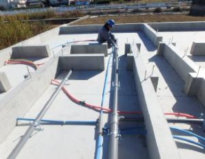 住宅給排水設備工事